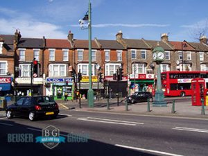 Lea Bridge Road