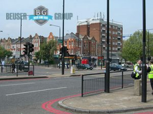 Stamford Hill view